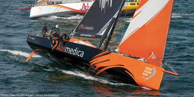 Photo: Giles Martin-Raget/Team Alvimedica