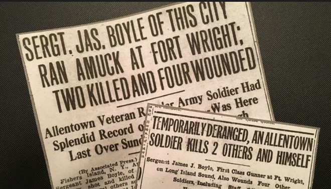 A 100-year-old mystery: Why did soldier go berserk